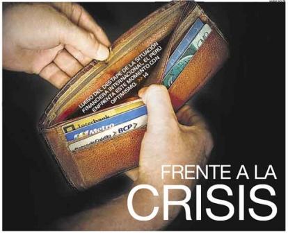 3 crisis mundial: