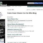 Como Hacer Dinero Con Tu Blog o Website