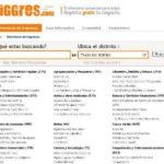 Tiggres.com, el directorio comercial para todos