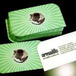 20 modelos de tarjetas de presentación, (parte IV)