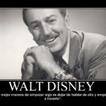Como empezar un negocio según Walt Disney – motivación
